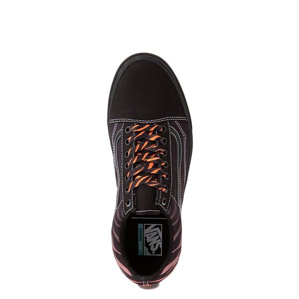 alternate view Vans x Project CAT Old Skool ComfyCush® Skate Shoe - Black / Tiger FadeALT2