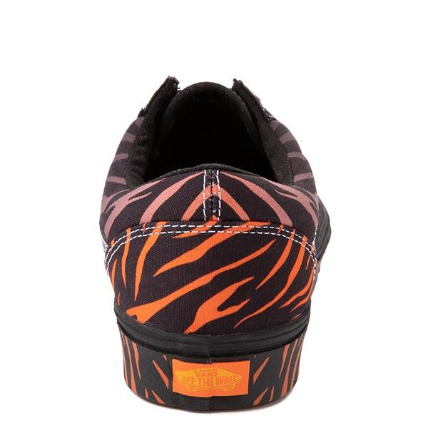 alternate view Vans x Project CAT Old Skool ComfyCush® Skate Shoe - Black / Tiger FadeALT4