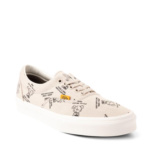 alternate view Vans Era World Code Skate Shoe - Oatmeal / MarshmallowALT5