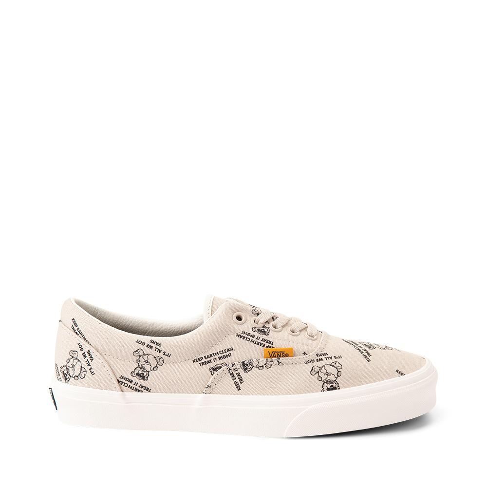 Vans Era World Code Skate Shoe - Oatmeal / Marshmallow