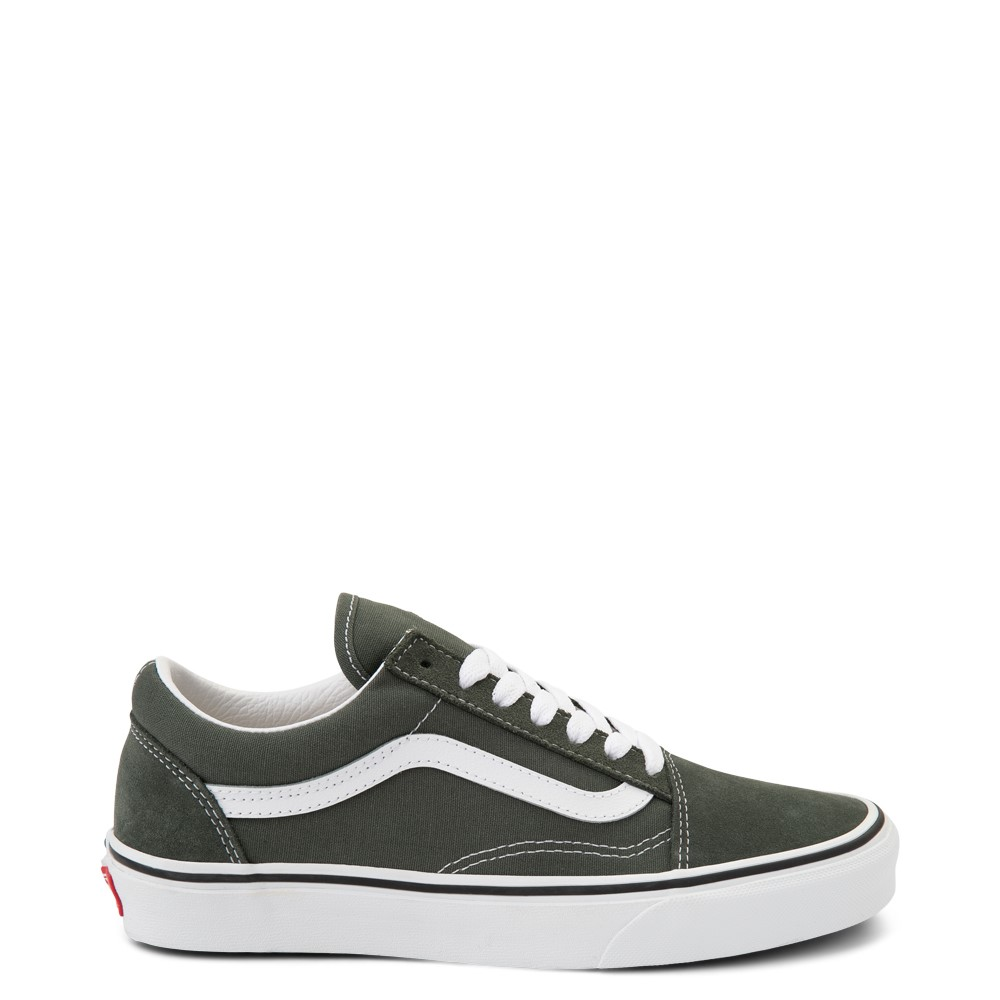 Vans Old Skool Skate Shoe - Thyme