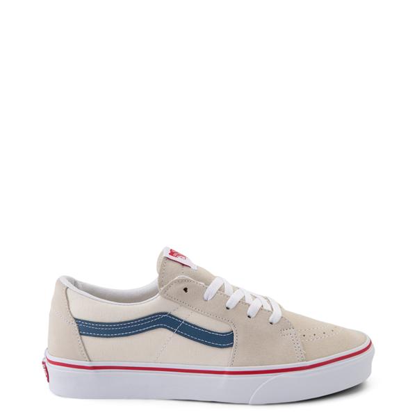 Vans Sk8 Low Skate Shoe - Classic White