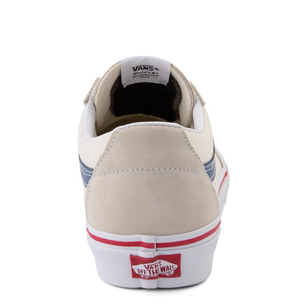 alternate view Vans Sk8 Low Skate Shoe - Classic WhiteALT4
