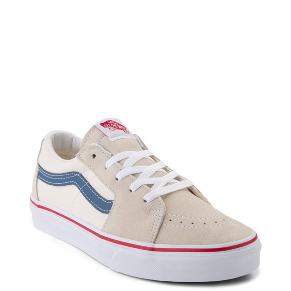 alternate view Vans Sk8 Low Skate Shoe - Classic WhiteALT5