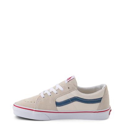 Alternate view of Vans Sk8 Low Skate Shoe - Classic White