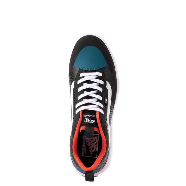 alternate view Vans UltraRange Exo Sneaker - Black / Electric OrangeALT2