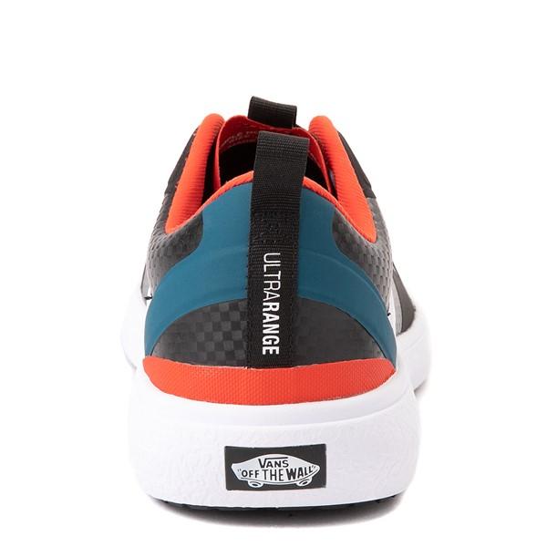 alternate view Vans UltraRange Exo Sneaker - Black / Electric OrangeALT4