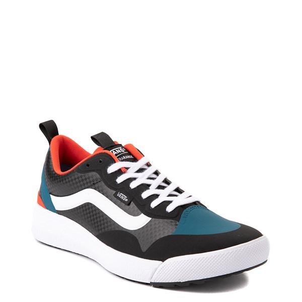 alternate view Vans UltraRange Exo Sneaker - Black / Electric OrangeALT5