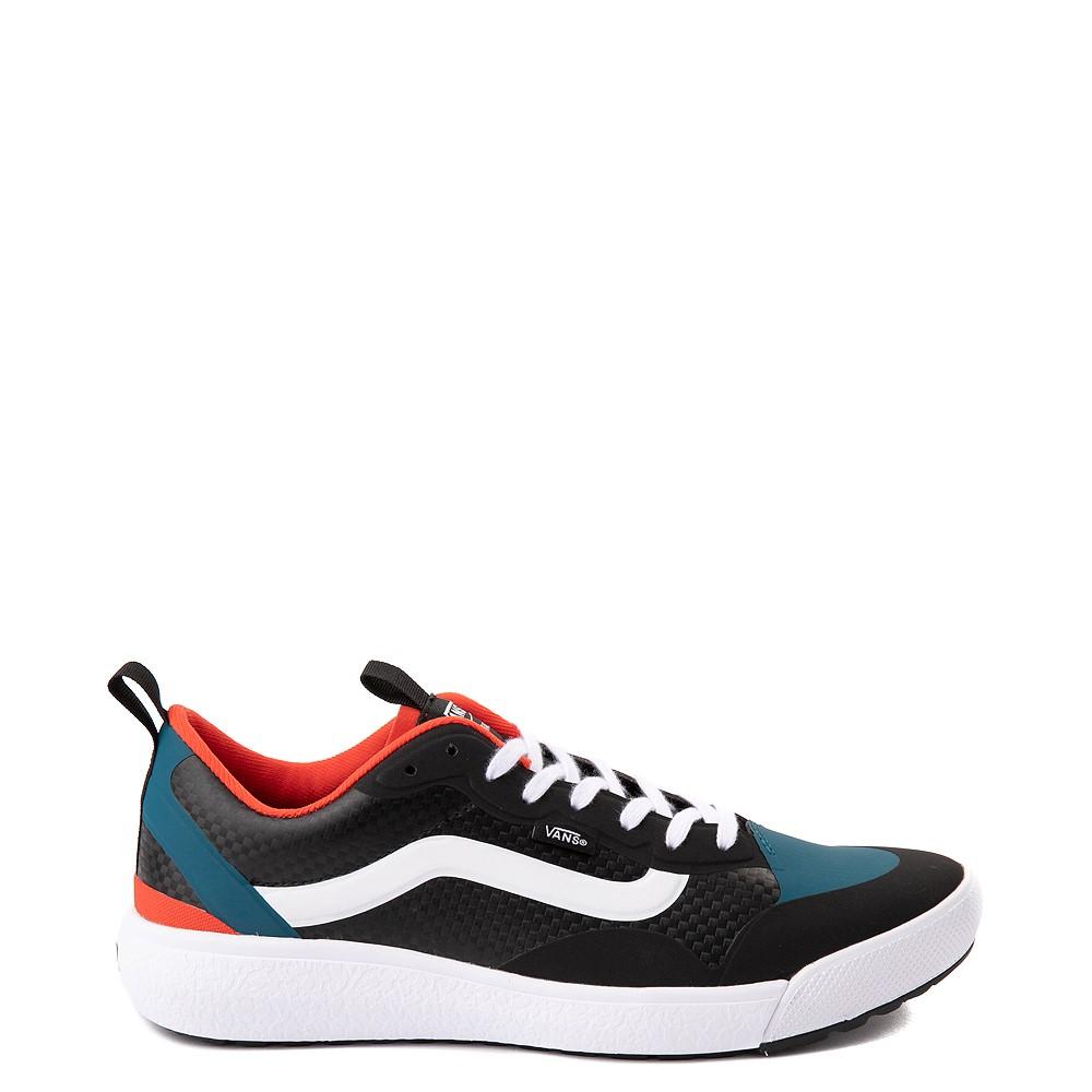 Vans UltraRange Exo Sneaker - Black / Electric Orange