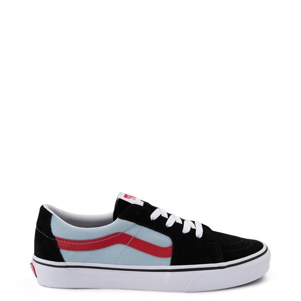 Vans Sk8 Low Skate Shoe - Black / Winter Sky