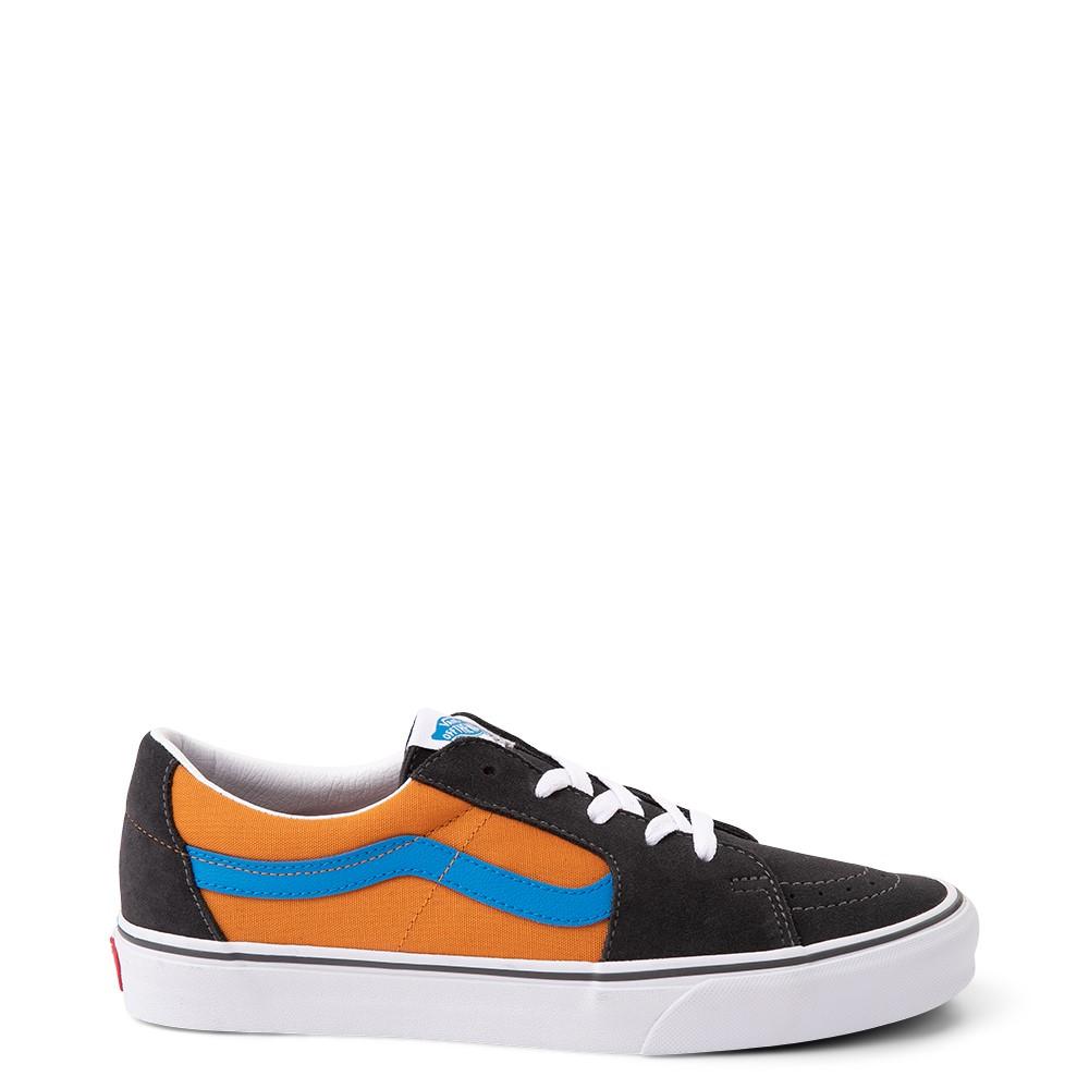 Vans Sk8 Low Skate Shoe - Asphalt / Desert Sun