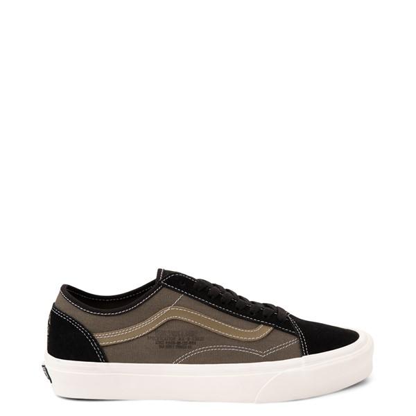 Main view of Vans Old Skool Tapered World Code Skate Shoe - Black / Grape Leaf