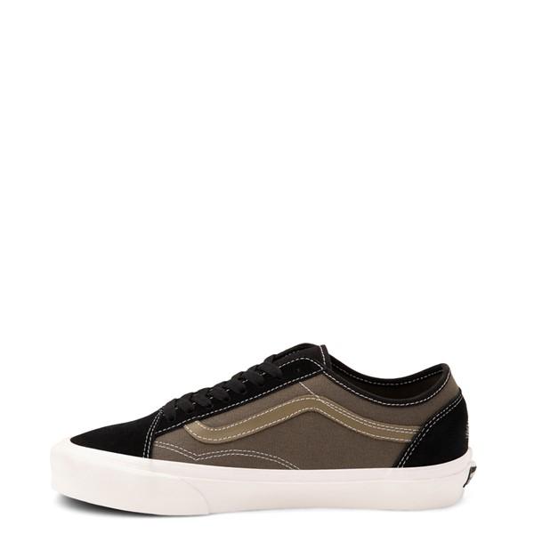alternate view Vans Old Skool Tapered World Code Skate Shoe - Black / Grape LeafALT1