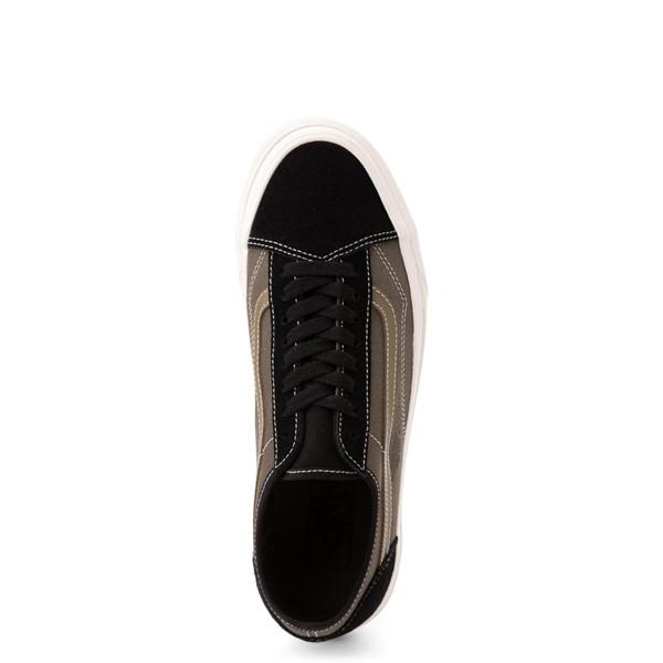 alternate view Vans Old Skool Tapered World Code Skate Shoe - Black / Grape LeafALT2