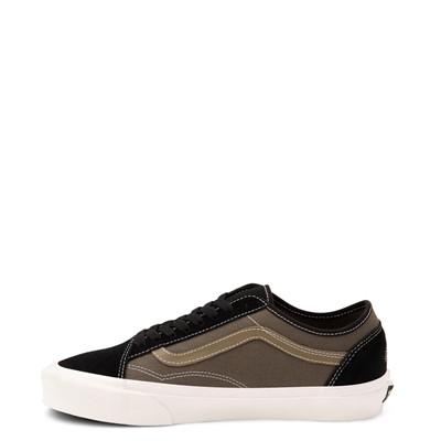 Alternate view of Vans Old Skool Tapered World Code Skate Shoe - Black / Grape Leaf