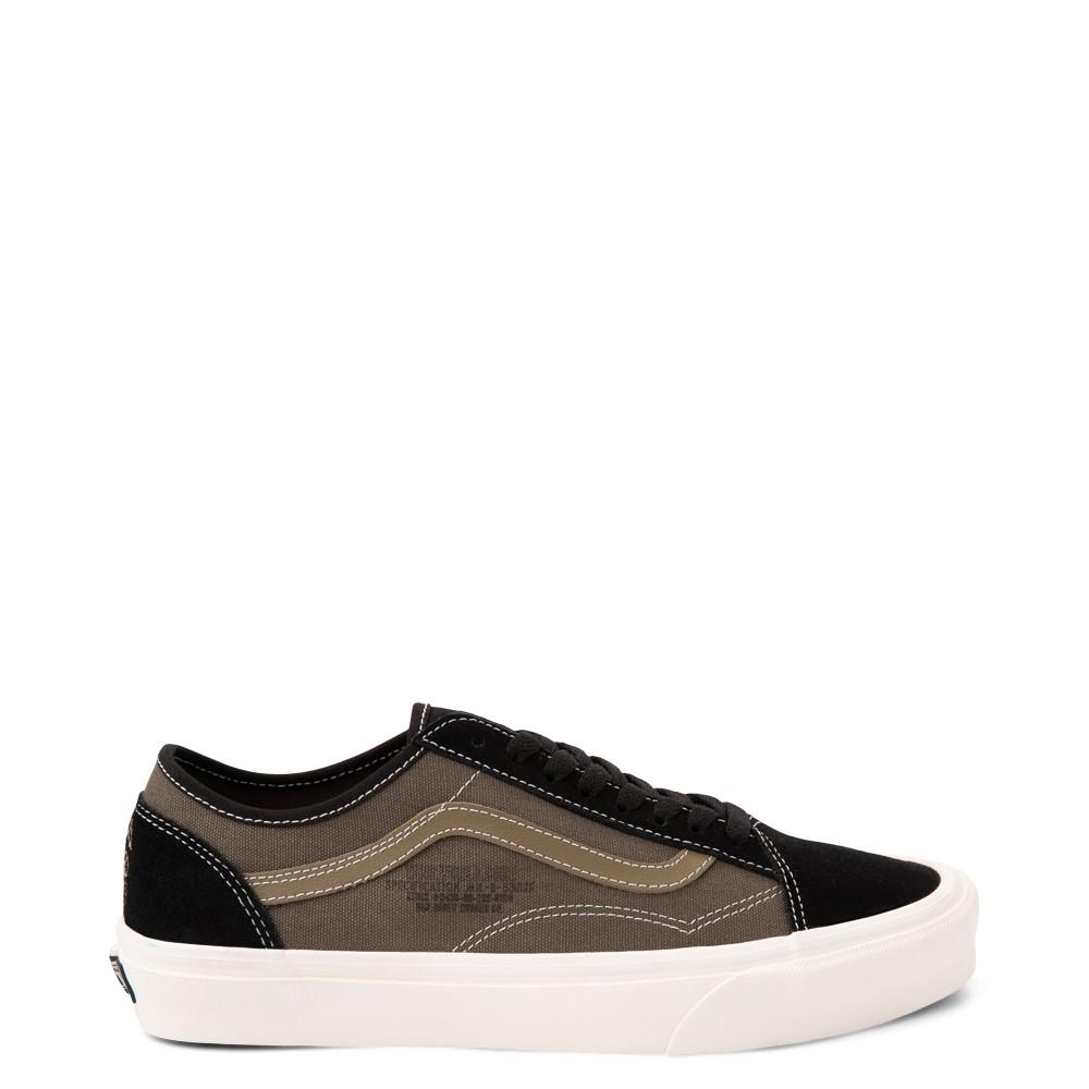 Vans Old Skool Tapered World Code Skate Shoe - Black / Grape Leaf