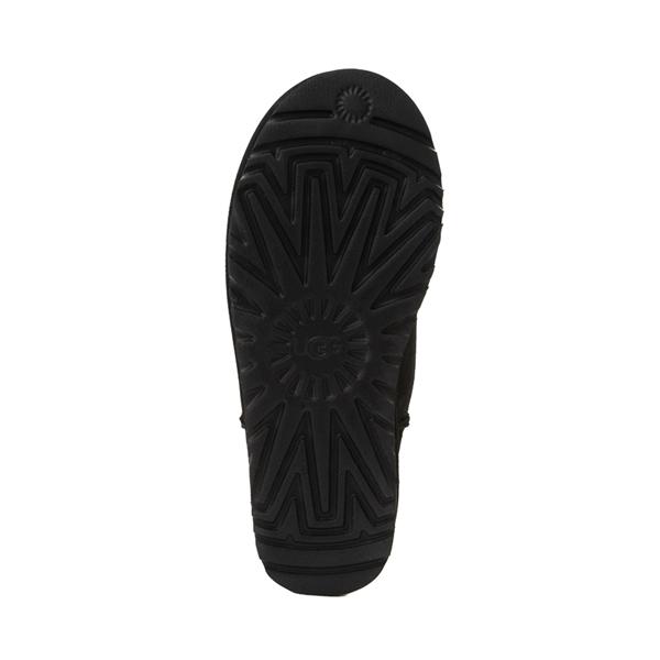 alternate view Womens UGG® Classic Ultra Mini Boot - BlackALT3
