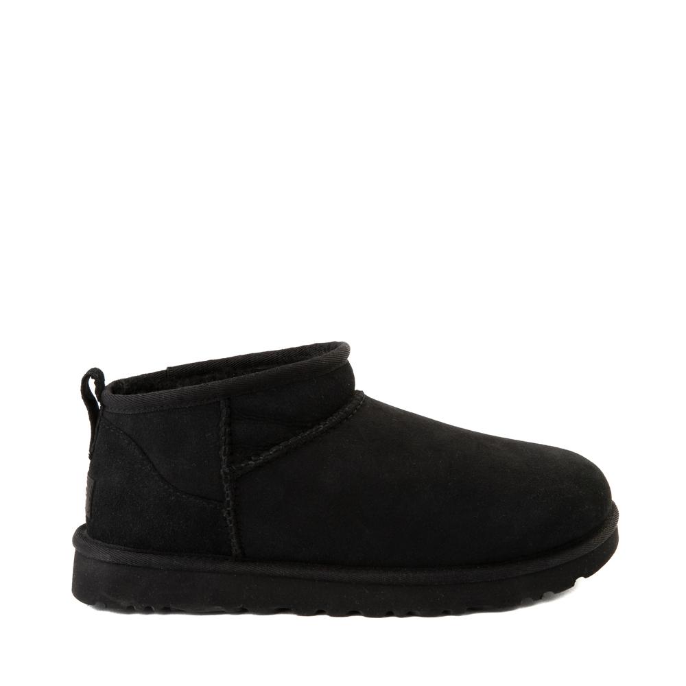 Womens UGG® Classic Ultra Mini Boot - Black