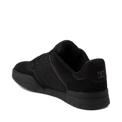Alternate view of Mens DC Central Skate Shoe - Black Monochrome
