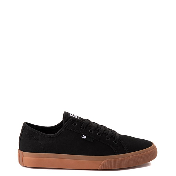 Main view of Mens DC Manual Skate Shoe - Black / Gum