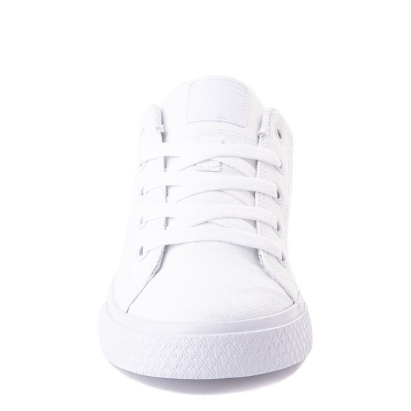alternate view Womens DC Chelsea Skate Shoe - WhiteALT4