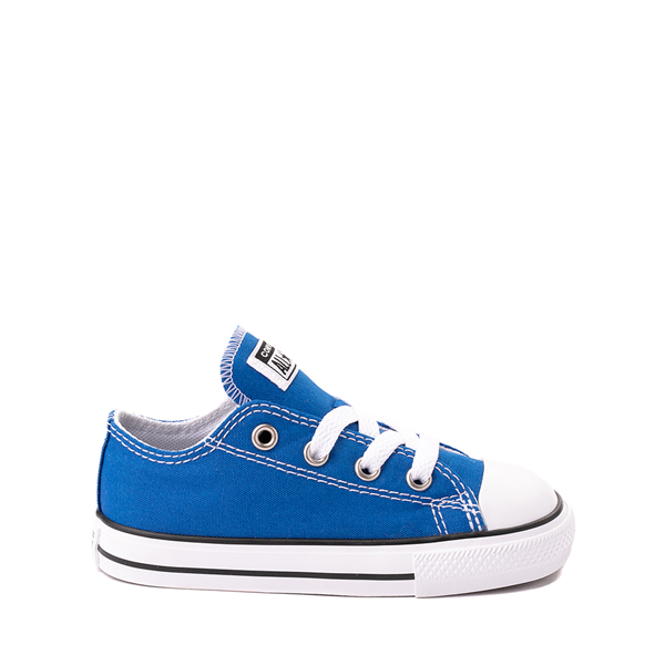 Converse Chuck Taylor All Star Lo Sneaker - Baby / Toddler - Snorkel Blue