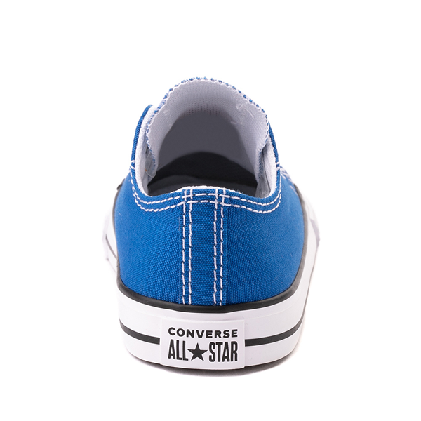 alternate view Converse Chuck Taylor All Star Lo Sneaker - Baby / Toddler - Snorkel BlueALT4