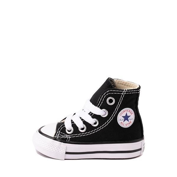 alternate view Converse Chuck Taylor All Star Hi Sneaker - Baby - BlackALT1