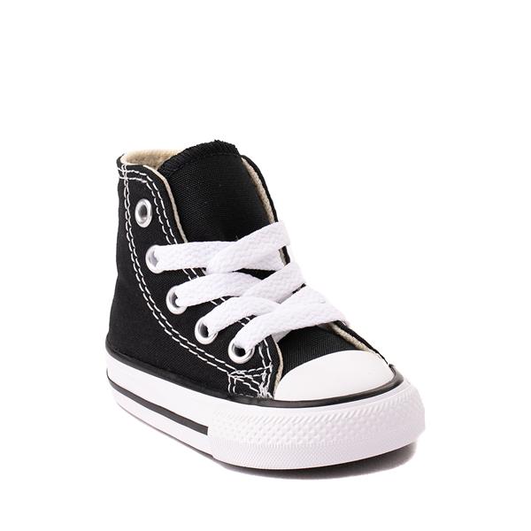 alternate view Converse Chuck Taylor All Star Hi Sneaker - Baby - BlackALT5