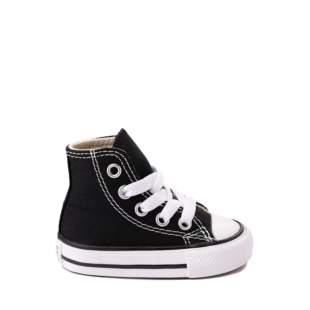 Converse Chuck Taylor All Star Hi Sneaker - Baby - Black