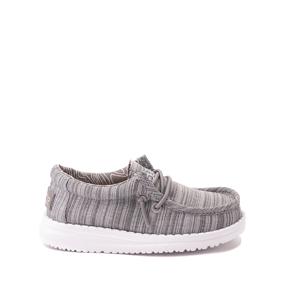 Hey Dude Wally Casual Shoe - Toddler / Little Kid - Stone
