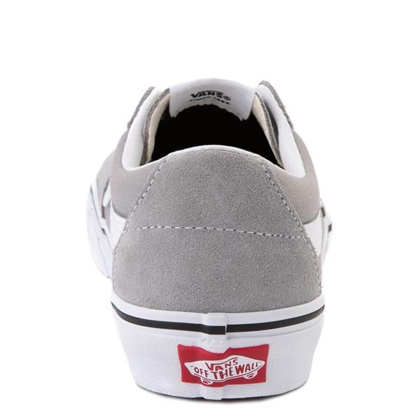 alternate view Vans Sk8 Low Skate Shoe - Drizzle GrayALT4