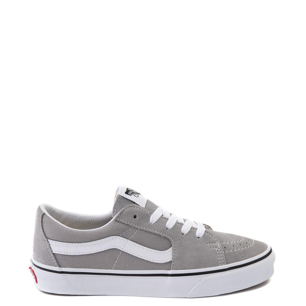 Vans Sk8 Low Skate Shoe - Drizzle Gray