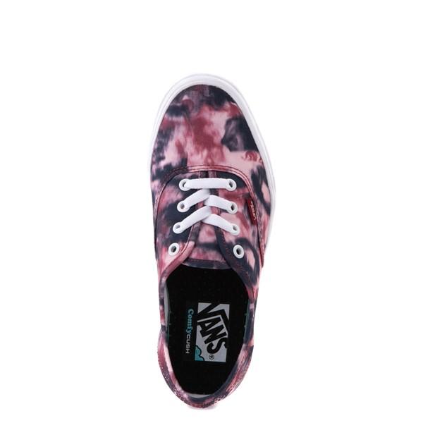 alternate view Vans Authentic ComfyCush® Skate Shoe - Grunge Wash Tie DyeALT2