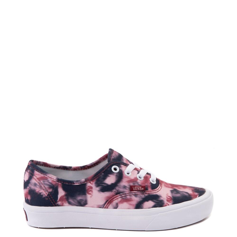 Vans Authentic ComfyCush® Skate Shoe - Grunge Wash Tie Dye