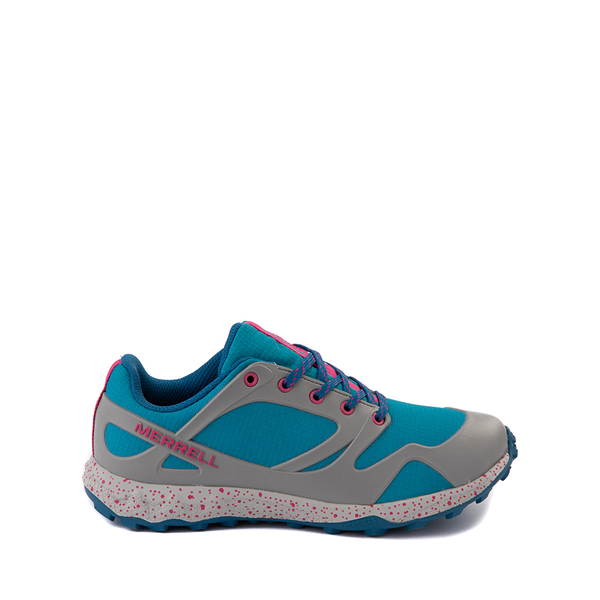 Main view of Merrell Altalight Lo Sneaker - Toddler / Little Kid / Big Kid - Gray / Turquoise