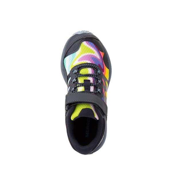 alternate view Merrell Nova 2 Sneaker - Little Kid / Big Kid - Rainbow MountainsALT2