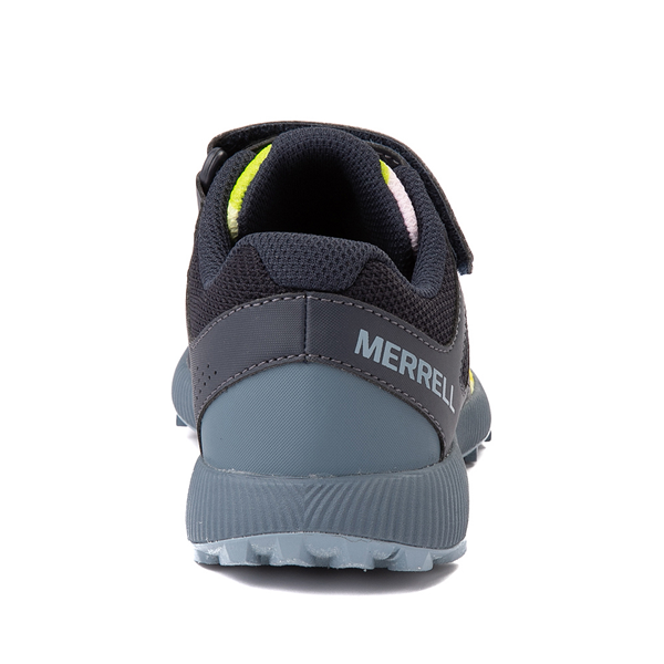 alternate view Merrell Nova 2 Sneaker - Little Kid / Big Kid - Rainbow MountainsALT4
