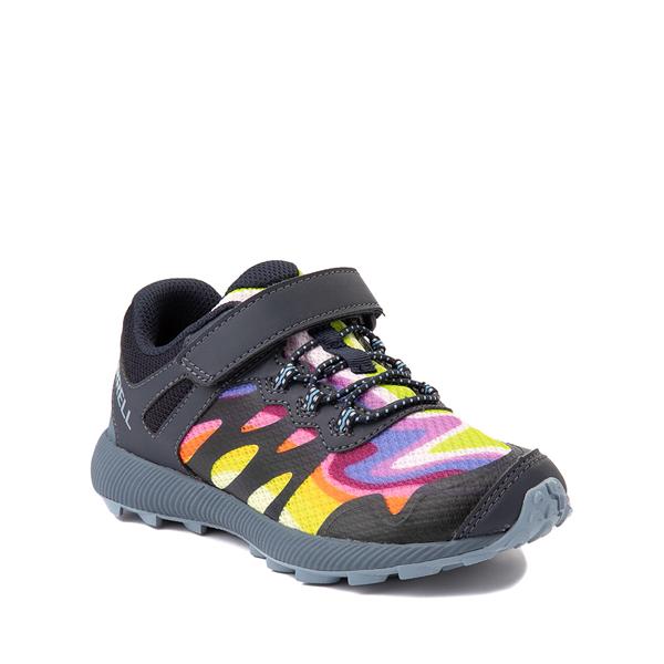 alternate view Merrell Nova 2 Sneaker - Little Kid / Big Kid - Rainbow MountainsALT5