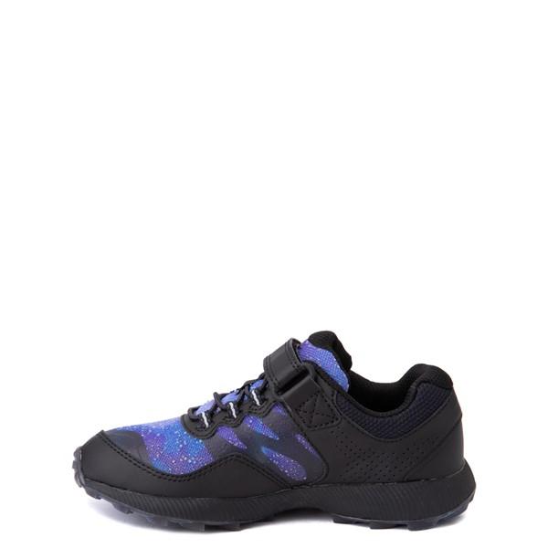 alternate view Merrell Nova 2 Sneaker - Little Kid / Big Kid - Black / Night SkyALT1B