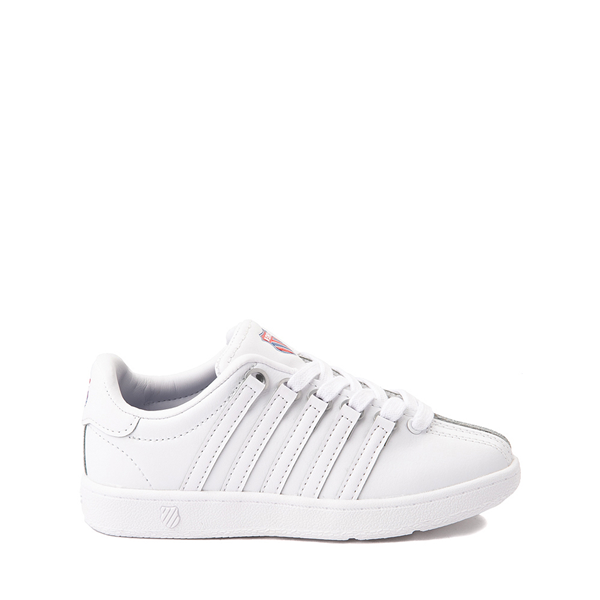 Main view of K-Swiss Classic VN Athletic Shoe - Little Kid - White