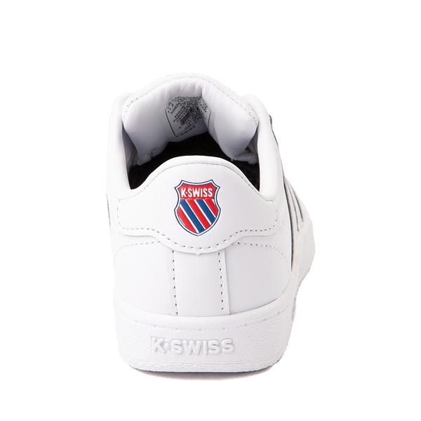 alternate view K-Swiss Classic VN Athletic Shoe - Little Kid - WhiteALT4