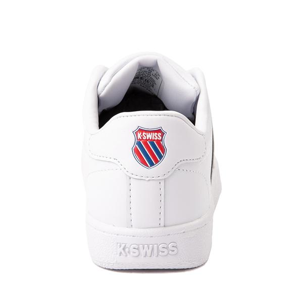 alternate view K-Swiss Classic VN Athletic Shoe - Big Kid - WhiteALT4