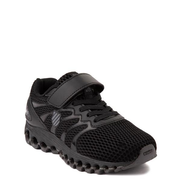 alternate view K-Swiss Tubes Comfort Athletic Shoe - Little Kid - BlackALT5