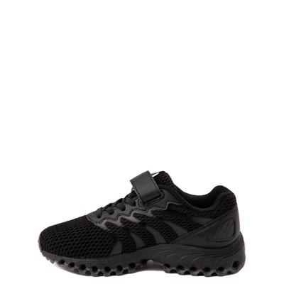 Alternate view of K-Swiss Tubes Comfort Athletic Shoe - Little Kid - Black