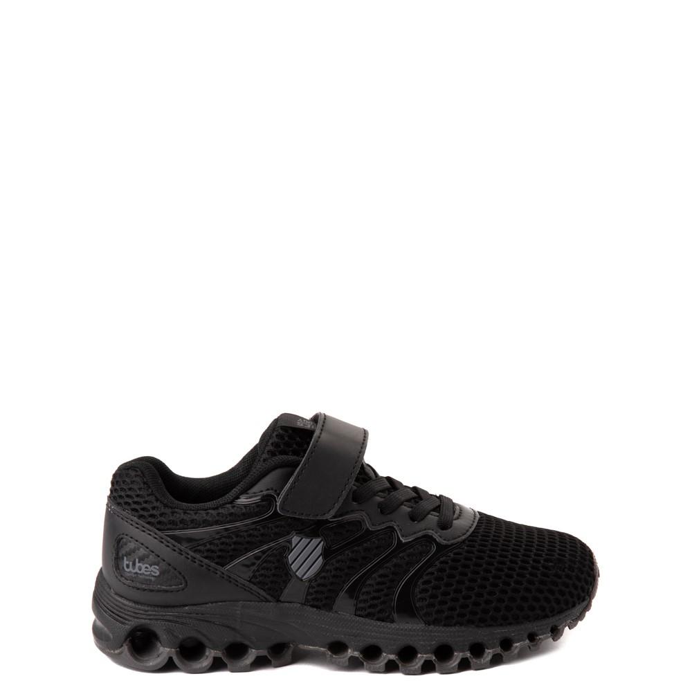K-Swiss Tubes Comfort Athletic Shoe - Little Kid - Black