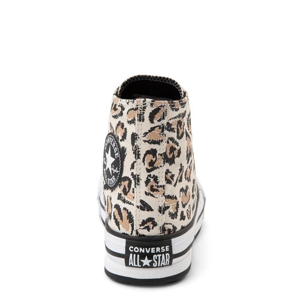 alternate view Converse Chuck Taylor All Star Lift Hi Sneaker - Little Kid / Big Kid - SafariALT4