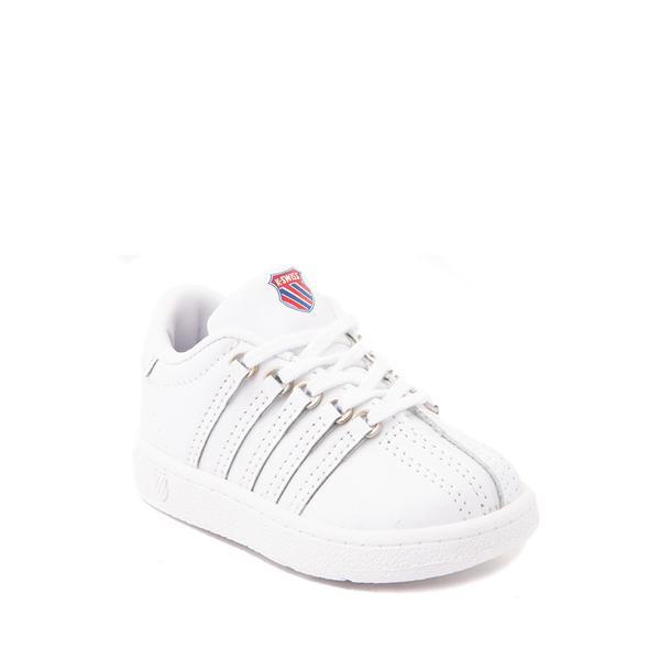 alternate view K-Swiss Classic VN Athletic Shoe - Baby / Toddler - WhiteALT5