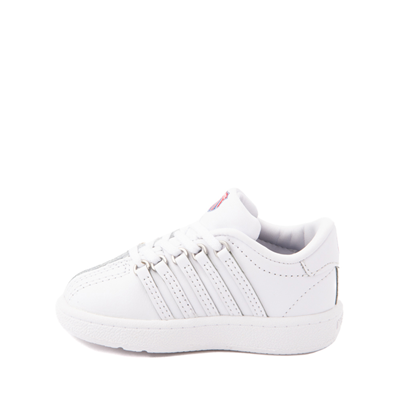 Alternate view of K-Swiss Classic VN Athletic Shoe - Baby / Toddler - White