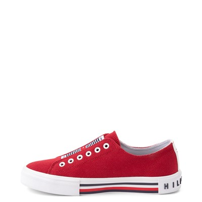 Alternate view of Womens Tommy Hilfiger Hopz 2 Slip On Casual Shoe - Red